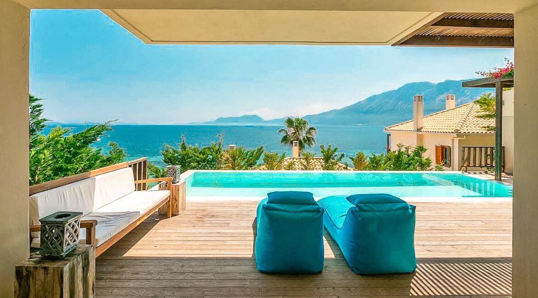 Property with Sea View near Lefkada Island Greece 1