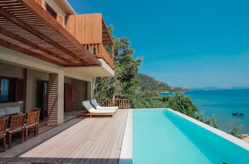 Property with Sea View near Lefkada Island Greece