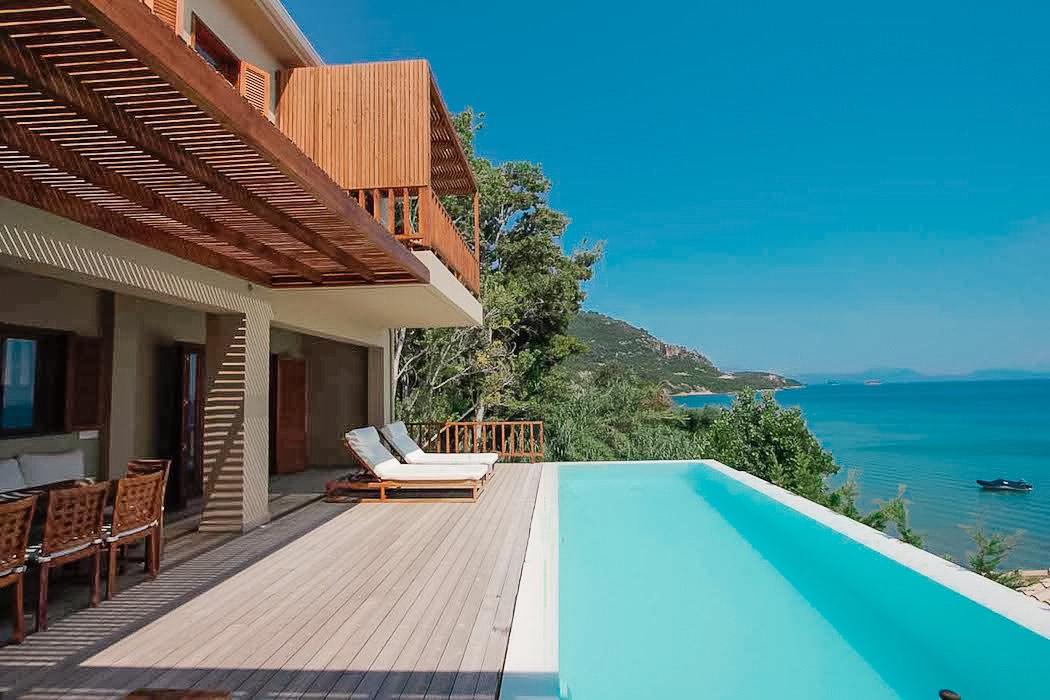 Property with Sea View near Lefkada Island Greece