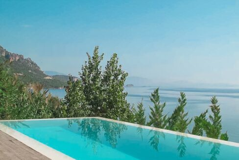 Property with Sea View near Lefkada Island Greece 19