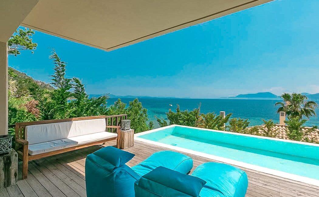 Property with Sea View near Lefkada Island Greece 21
