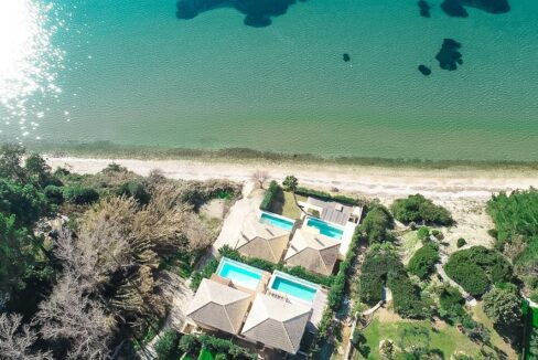 Property with Sea View near Lefkada Island Greece 3