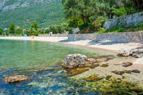 Seafront Corfu Villa for Sale, Barbati Corfu Greece