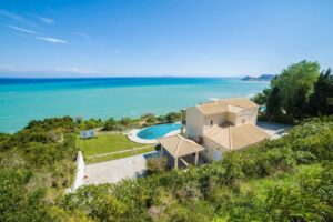 Seafront Luxury Corfu Home, Corfu Property
