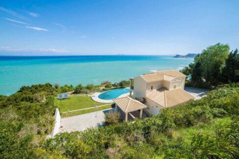 Seafront Luxury Corfu Home, Corfu Property