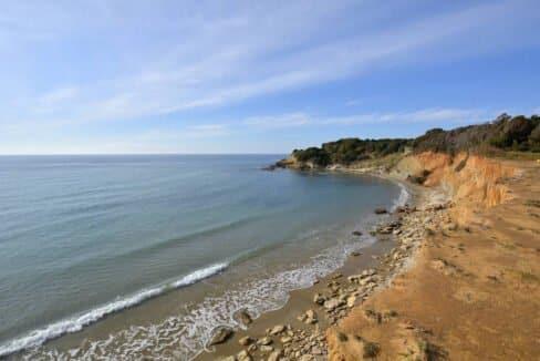 Seafront Villa Corfu Greece 2