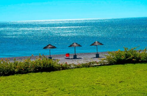 Seafront Villa in Rhodes Greece for sale, Rhodes Island Villas for sale