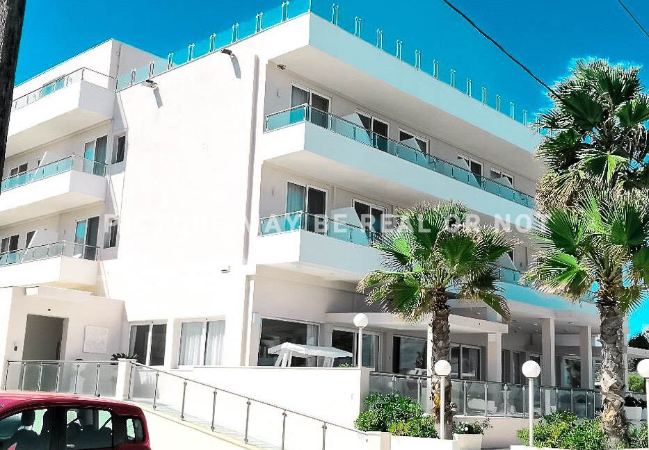 Seafront hotel for Sale Corfu Greece, Hotel sales Corfu Island 2