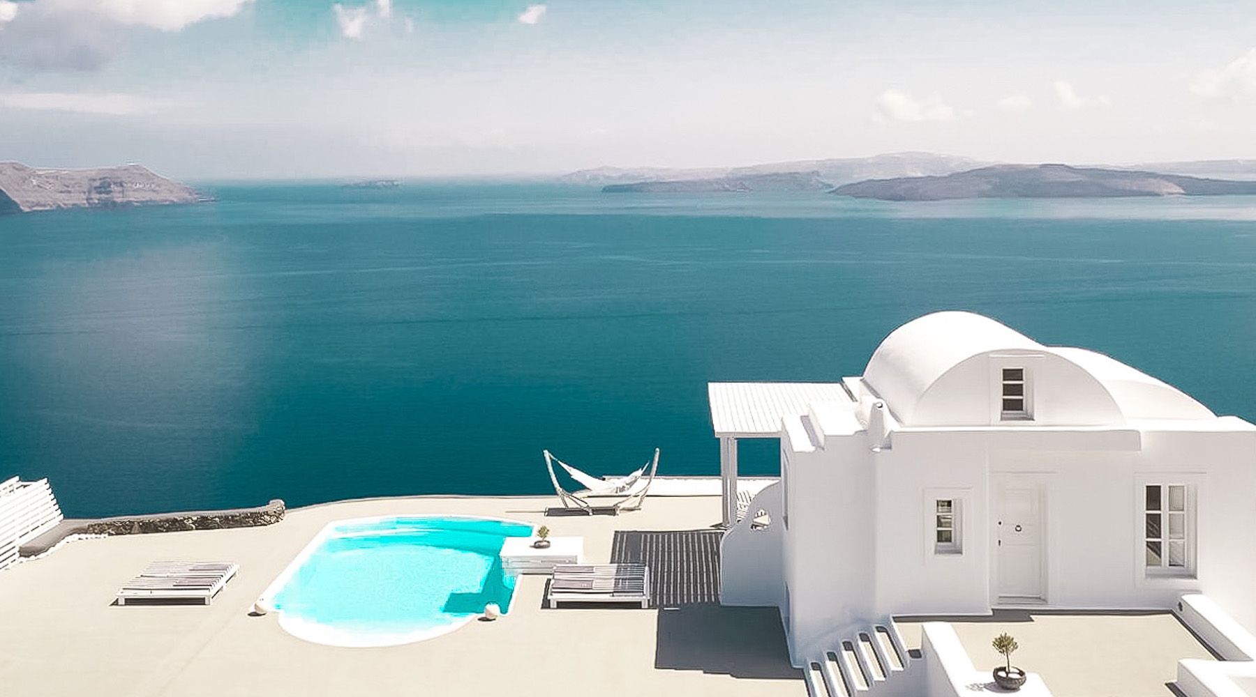 Super Villa for Sale Santorini Oia