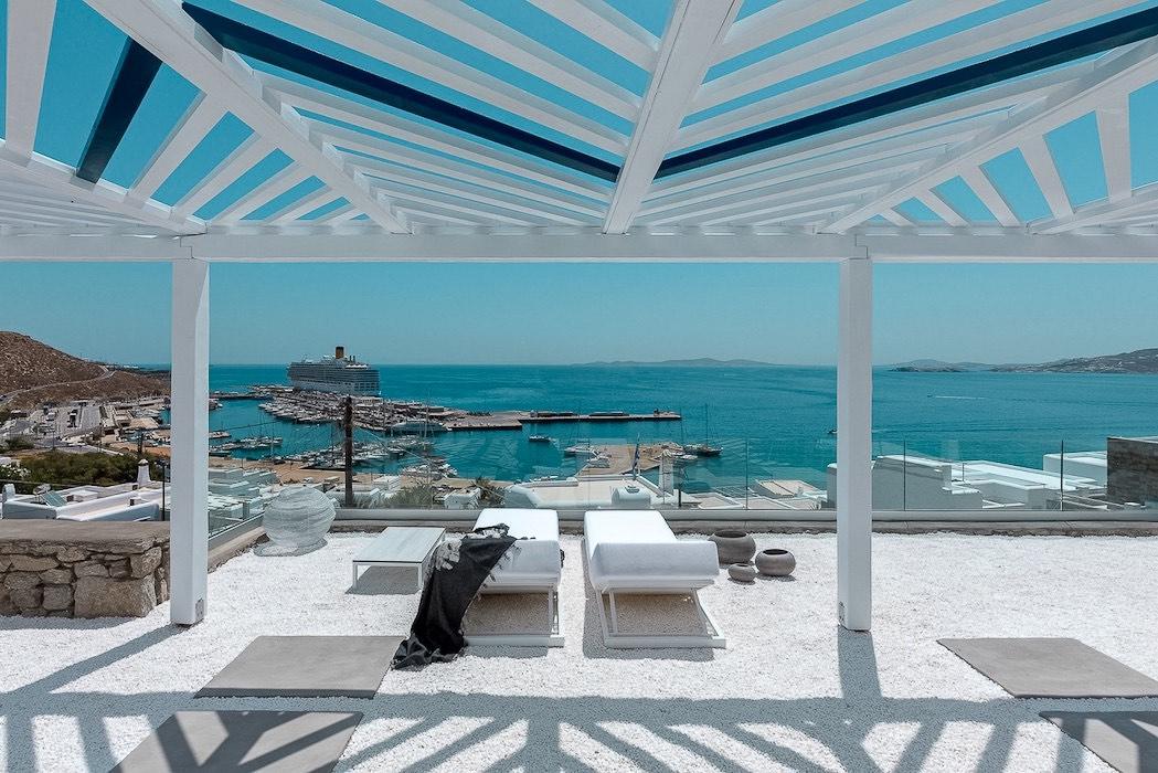 Excellent Villa Mykonos Tourlos