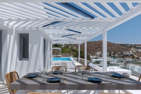 Villa Mykonos Tourlos, Mykonos Properties 31