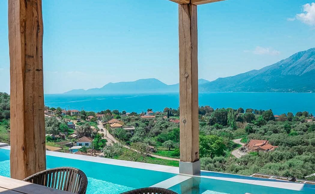 Villa Near Lefkada, Paleros area, Property for Sale Ionio Greece 12