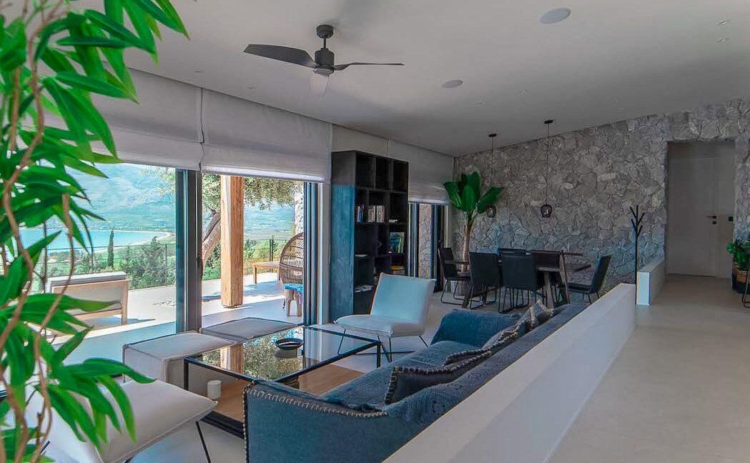 Villa Near Lefkada, Paleros area, Property for Sale Ionio Greece 24