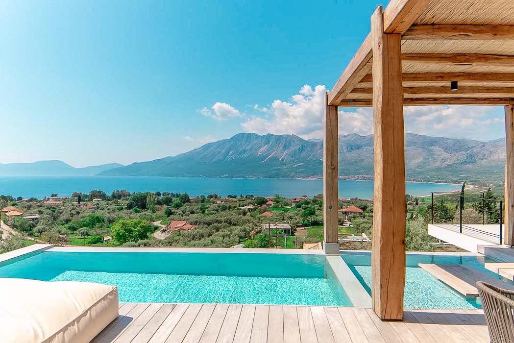 Villa Near Lefkada, Pagonia area