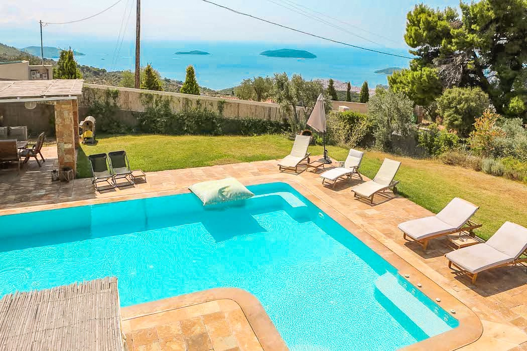 Villa for Sale Skiathos Island Sporades Greece