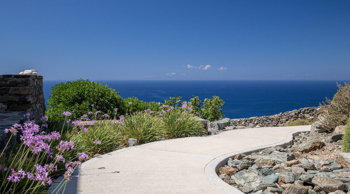 Villa for Sale in Syros Island Greece, Property Cyclades Greece 1