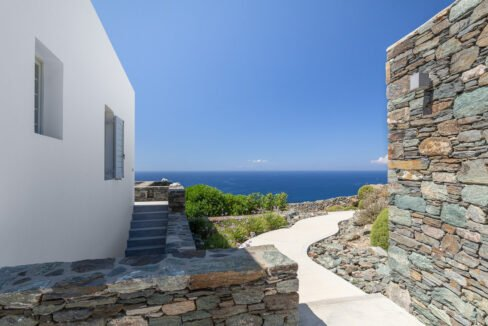 Villa for Sale in Syros Island Greece, Property Cyclades Greece 4