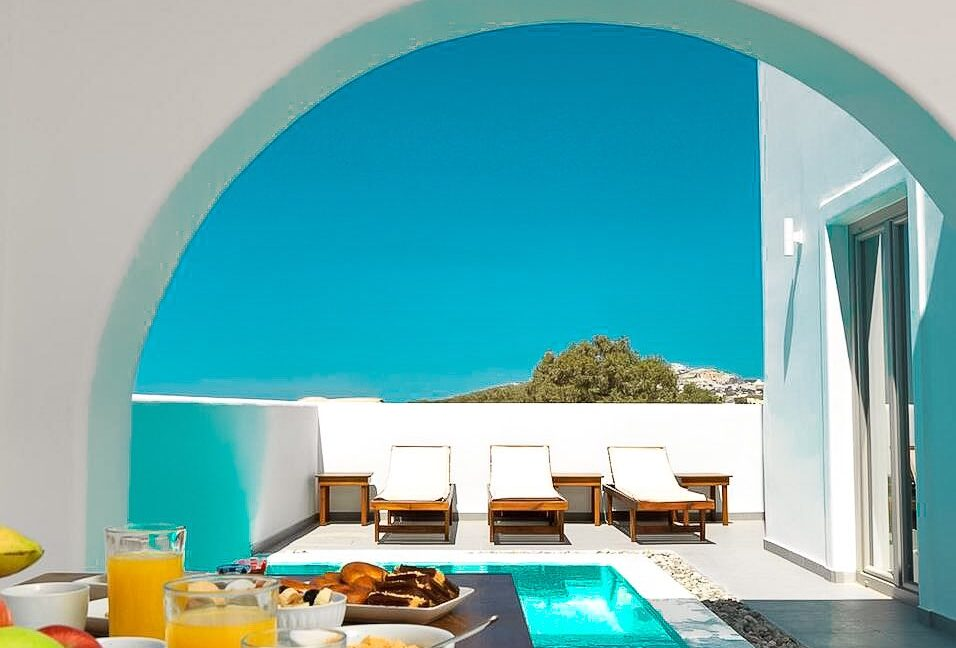 Villa for sale in Santorini, Vothonas area, Santorini Properties