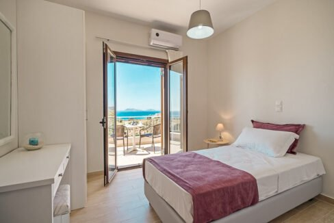 Villa in South Crete with Sea View, Seafront Houses in Crete 11