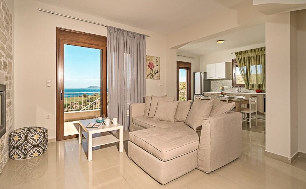 Villa in South Crete with Sea View, Seafront Houses in Crete 12