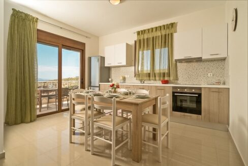Villa in South Crete with Sea View, Seafront Houses in Crete 14