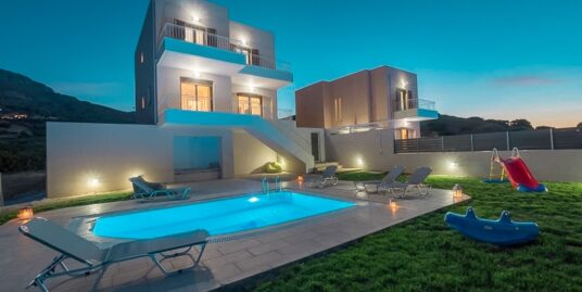 Villa in South Crete with Sea View