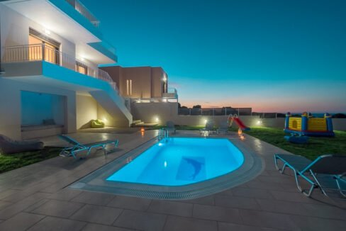 Villa in South Crete with Sea View, Seafront Houses in Crete 20