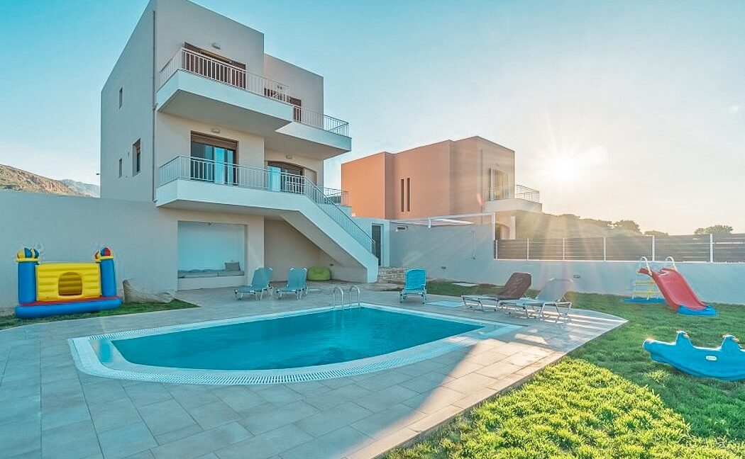 Villa in South Crete with Sea View, Seafront Houses in Crete 21