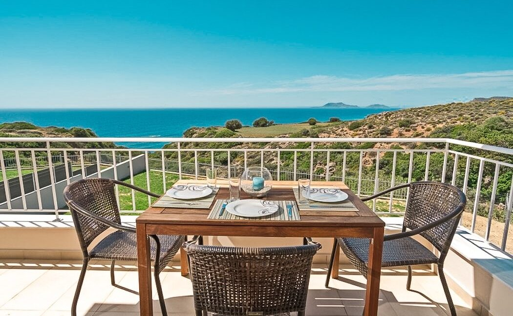Villa in South Crete with Sea View, Seafront Houses in Crete 5