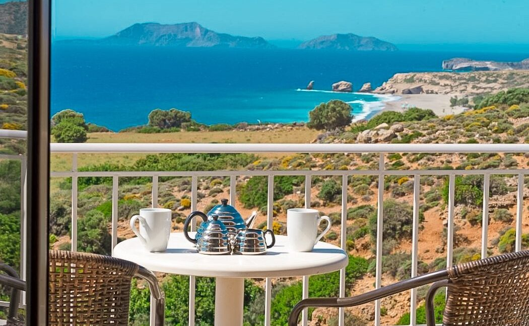Villa in South Crete with Sea View, Seafront Houses in Crete 6
