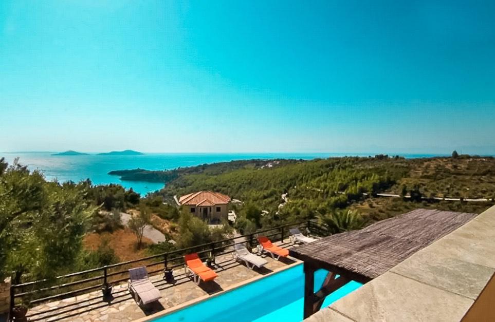 Villas for Sale in Alonissos Island, near Skiathos 7