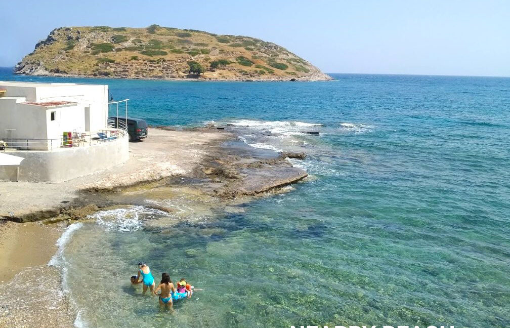 Waterfront Villa with sea view in Crete, Real Estate in Crete, Seafront house in Crete for Sale 3 copy