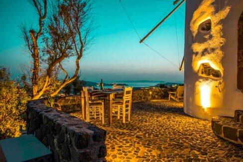 Windmill for sale in Santorini Greece 22