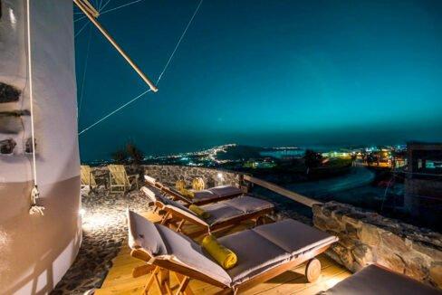 Windmill for sale in Santorini Greece 24