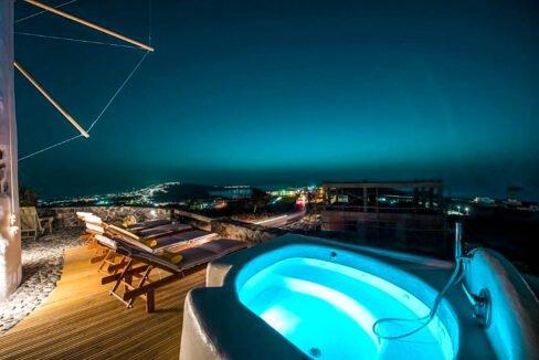 Windmill for sale in Santorini Greece 25
