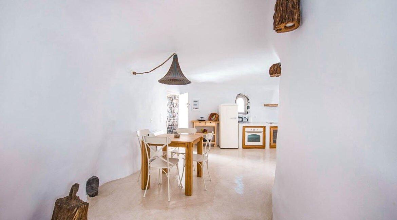 Windmill for sale in Santorini Greece 6