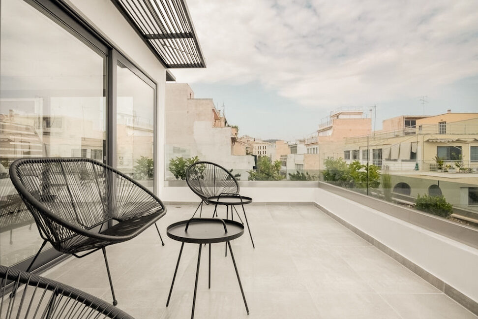 partments for Sale in the Center of Athens , Guaranteed income 4