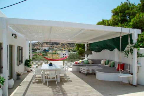 Detached house for sale in Syros of Cyclades Greece, Houses for Sale Cyclades Greece 28