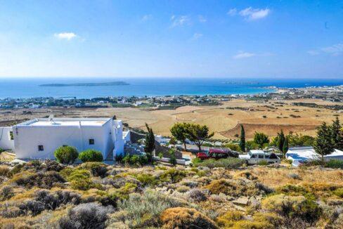 Panoramic View Villa in Paros Cyclades, Paros Greece Properties 1