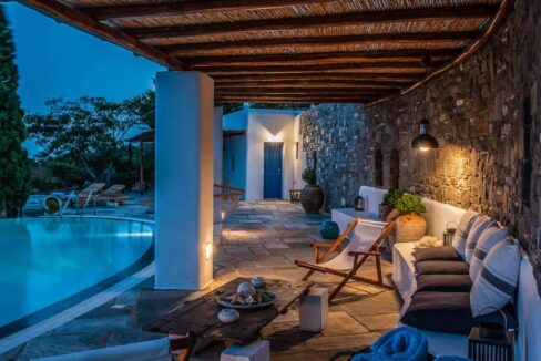 Panoramic View Villa in Paros Cyclades, Paros Greece Properties 10