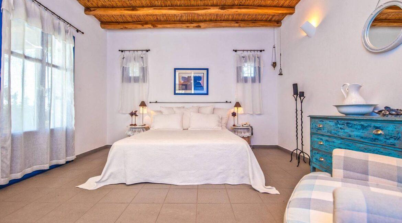 Panoramic View Villa in Paros Cyclades, Paros Greece Properties 17