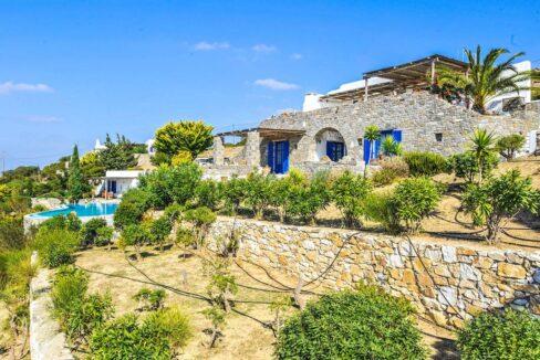 Panoramic View Villa in Paros Cyclades, Paros Greece Properties 2