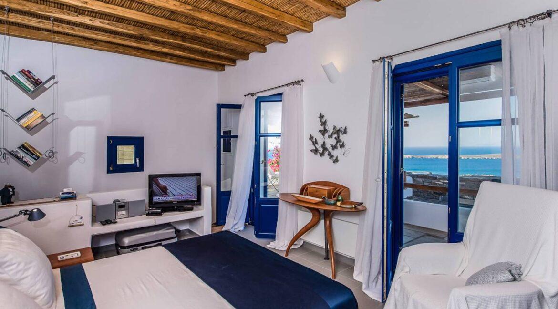 Panoramic View Villa in Paros Cyclades, Paros Greece Properties 24