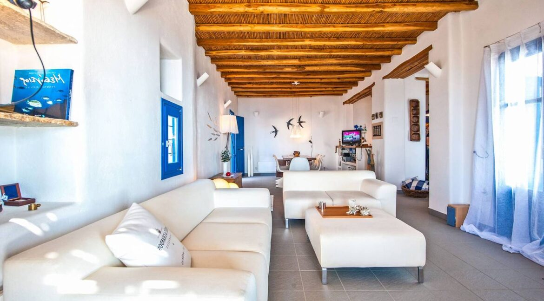 Panoramic View Villa in Paros Cyclades, Paros Greece Properties 30
