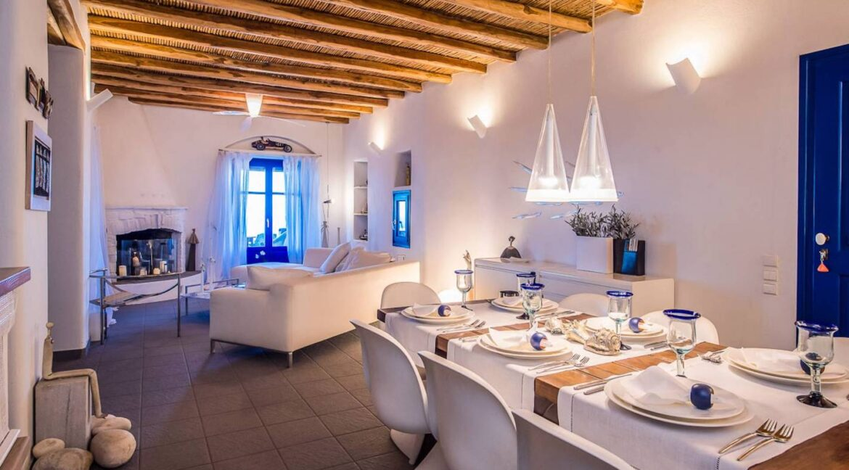Panoramic View Villa in Paros Cyclades, Paros Greece Properties 31