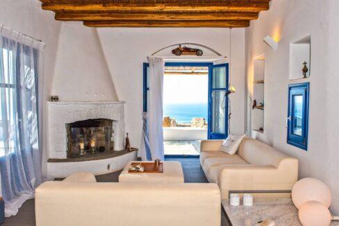 Panoramic View Villa in Paros Cyclades, Paros Greece Properties 32