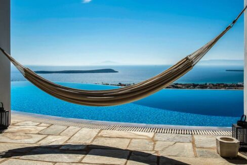 Panoramic View Villa in Paros Cyclades, Paros Greece Properties 34