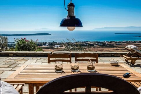 Panoramic View Villa in Paros Cyclades, Paros Greece Properties 35