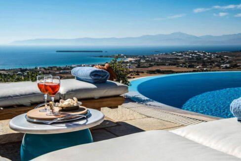 Panoramic View Villa in Paros Cyclades, Paros Greece Properties 36