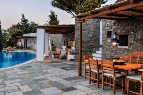 Panoramic View Villa in Paros Cyclades, Paros Greece Properties 37